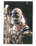 David Collings Doctor Who Autograph #2